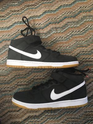 Nike SB Dunk Mid Orange Label Shoes for Sale in Allentown, PA