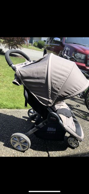Britax B Agile Stroller and Car seat 40$ for Sale in Lynnwood, WA