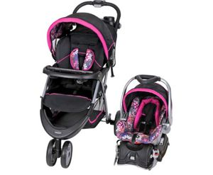 Baby Trend stroller with Car seat for Sale in Springfield, MA