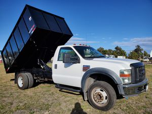 2008 ford F450 dump truck for Sale in Litchfield Park, AZ
