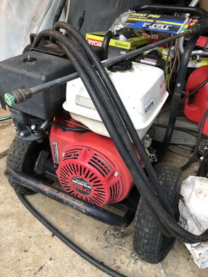 13hp pressure washer for the big boys for Sale in Lake Oswego, OR