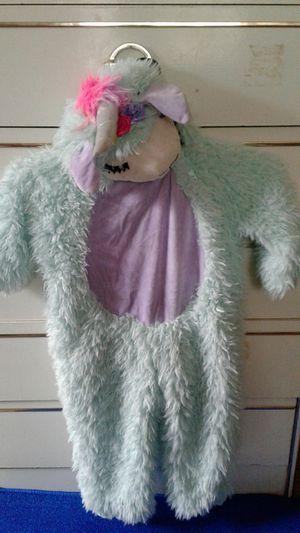 Costume de unicornio size 18-24 meses for Sale in Santa Ana, CA