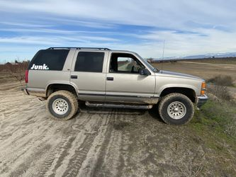 99 Chevy Tahoe for Sale in Sanger,  CA
