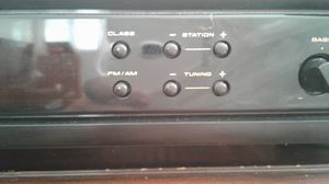 Pioneer stereo receiver sx-255r for Sale in Taylor, MI