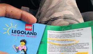 LEGO land redeem tickets for Sale in Orlando, FL