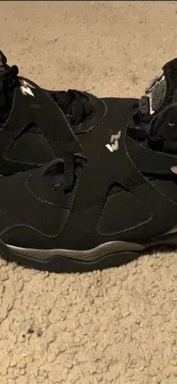 Jordan Retro 8 'Chrome' Size 6.5 GS for Sale in Washington,  DC