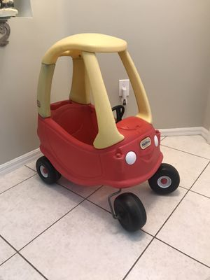 Little Tikes Cozy Coupe car for Sale in Pembroke Pines, FL