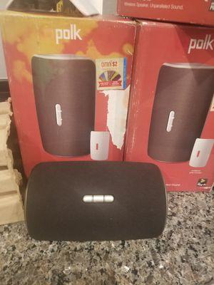 Polk audio omni s2 for Sale in Charlotte, NC