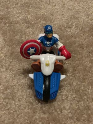 Captain America with a vehicle for Sale in League City, TX