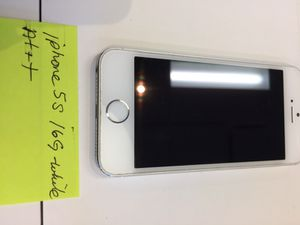 White iPhone 5 16G AT&T for Sale in San Diego, CA