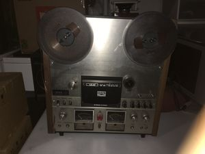 Reel to reel audio equipment for Sale in North Las Vegas, NV