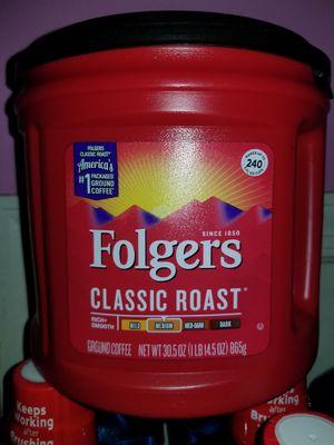 Folgers for Sale in Lanham, MD