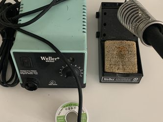 Weller Wes50 Soldering Iron Station for Sale in Costa Mesa,  CA