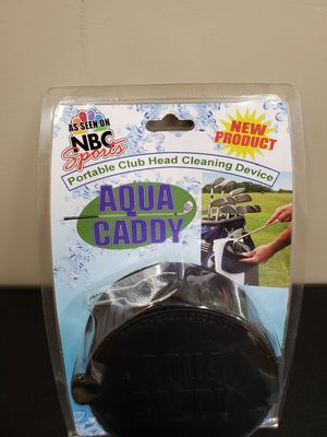 Aqua Caddy Golf Cleaning device for Sale in Dearborn, MI