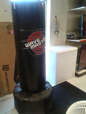 Wavemaster punching bag for Sale in Nuevo Laredo, MX