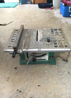 Table saw for Sale in Carlsbad, CA