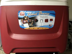 Island breeze igloo cooler brand new never used for Sale in College Park, MD