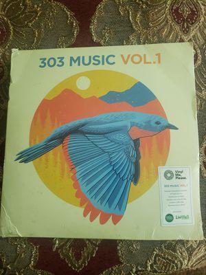 303 Music Vol. 1 Vinyl Record for Sale in Littleton, CO