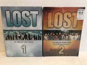 LOST complete 1st and 2nd season for Sale in Murfreesboro, TN