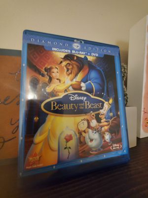 Disney Beauty and the Beast Diamond Edition for Sale in Palm Shores, FL