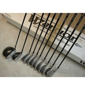 Warrior set of golf clubs driver through PW for Sale in Spring Hill, TN