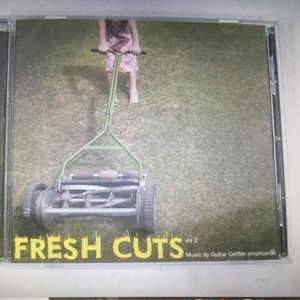 FRESH CUTS: VOl. 2 (CD 2008) Music By Various Guitar Center Employees for Sale in Layton, UT