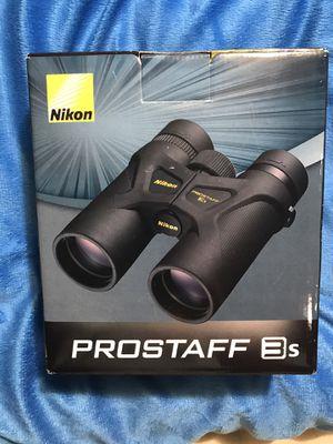 Nikon Prostaff 3s 10 x 42 Binoculars for Sale in Flamingo, FL