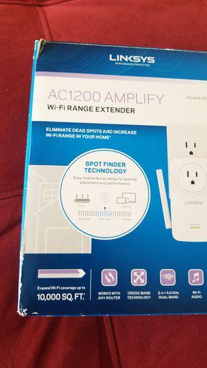 Linksys wifi range extender for Sale in Arlington, VA