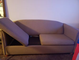 Free Couch fold out bed! for Sale in Hillsboro,  OR