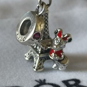 New Pandora Charm ❤️💕💗💞 Disney. I Love You ❤️ ❤️💕 for Sale in Waltham, MA
