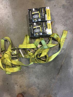 Tow straps for Sale in Lincoln, NE
