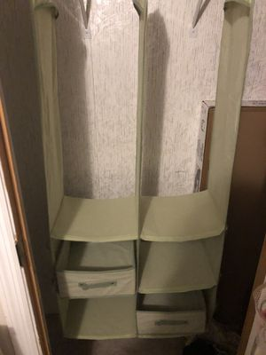Hanging closet organizer for Sale in Gastonia, NC