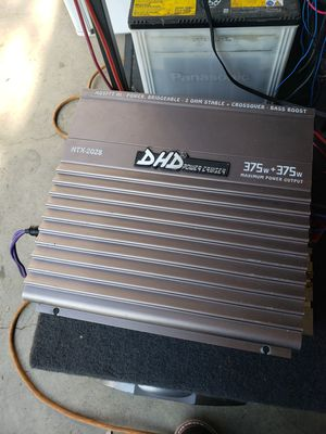 Dhd amp for Sale in Los Angeles, CA
