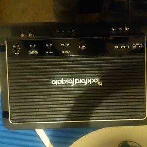 Brand New Rockford Fosgate Prime 1200 Watt Amplifier for Sale in Virginia Beach, VA