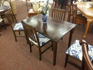 Kitchen. Table. And. 4. Chairs for Sale in Morrisville, NC