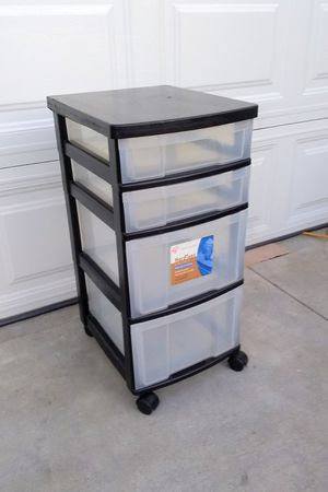 Starage Drawers Storage Cart for Sale in Whittier, CA