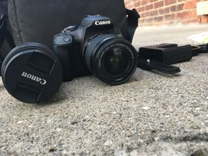 Canon EFS 11-55mm EVERYTHING INCLUDED for Sale in Detroit, MI
