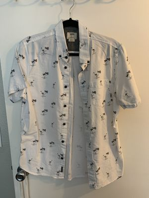 Vans button shirt size Small for Sale in National City, CA