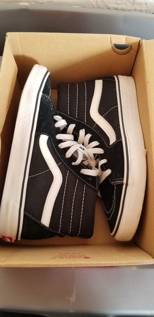 Vans size 7.5 for Sale in Worcester, MA