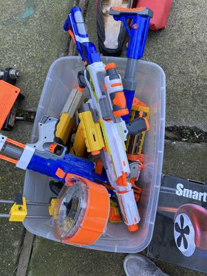 Nerf guns for Sale in Pacheco, CA