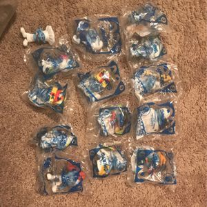 Unopened Smurf Toys (mcdonalds) Collection for Sale in San Diego, CA