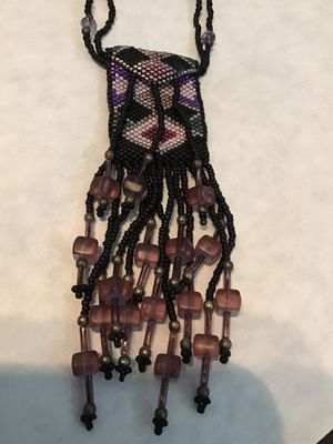 Gorgeous Beaded Bag Necklace for Sale in Medical Lake, WA