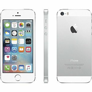iPhone 5s 16gb a Silver for Sale in Jacksonville, FL