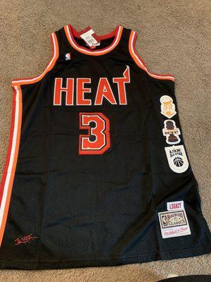 Miami heat jersey for Sale in Pasco, WA