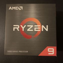5900x AMD Ryzen 9 New for Sale in Glendale,  CA