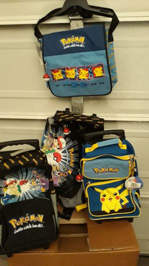 1998 Original Pokemon Bags for Sale in Aurora, CO