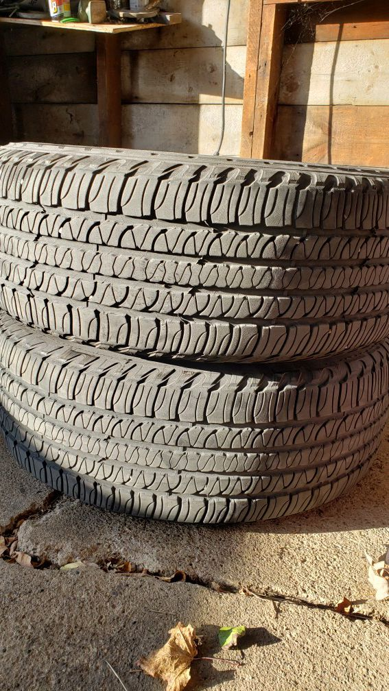 jeep commander rims and tires