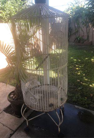 Big bird cage for Sale in Santa Ana, CA