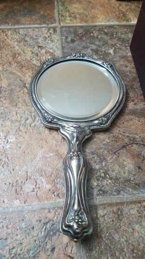 Antique 19th century silver mirror for Sale in Springfield, VA