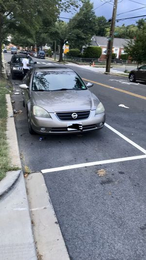 2003 Nissan Altima 3.5se For parts for Sale in Washington, DC